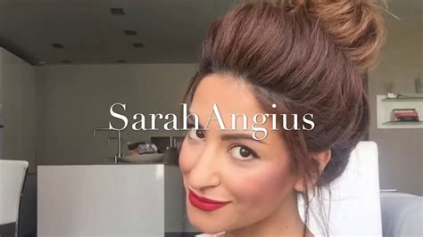 amazing hairstyles design by sarah angius 5 easy roman hairstyles one minute tutorials by sarah