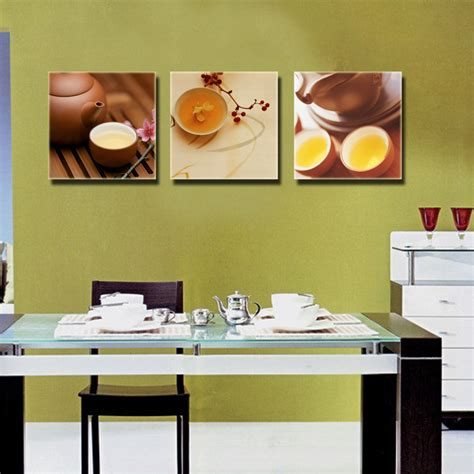painting for kitchen 3 piece canvas wall art kitchen dinning room wall decor