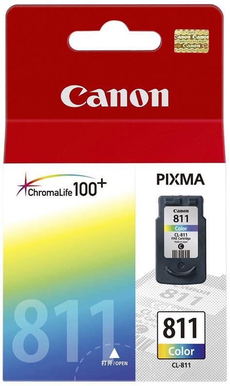 Canon Cl 811 Cartridge Colour canon cartridge cl 811 color pixma a2zit
