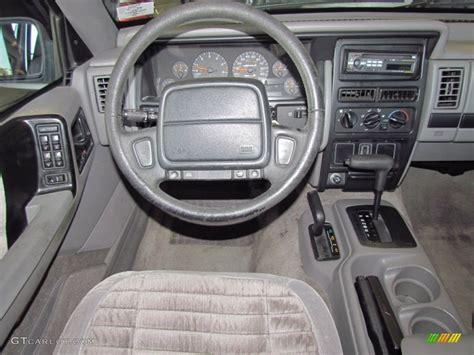 1995 Jeep Grand Laredo Interior 1995 Jeep Grand Laredo 4x4 Controls Photos