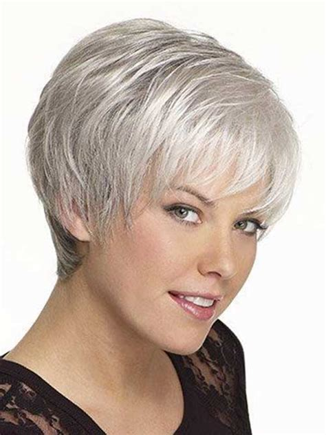 easy to care for hairstyles 6 short hair for women over 50 hair cuts and haircuts