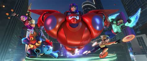 film disney hero big hero 6 is coming to the small screen