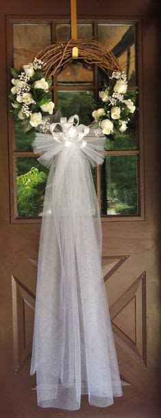 1000 ideas about tulle wedding decorations on pew bows wedding decorations and