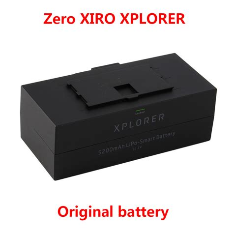 Xiro Xplorer Battery Of Remote 1 original zero xiro xplorer battery 11 1v 5200mah battery for zero xiro xplorer rc quadcopter