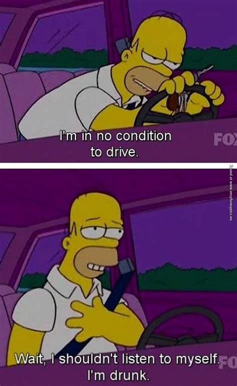 Simpsons Meme - homer simpson logic very funny pics