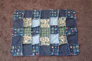 Denim Quilt Patterns For Beginners by Accuquilt Some Denim Quilt Patterns For Beginning