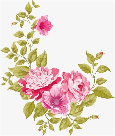imagenes de flores vector flores vector material flores vector material verde