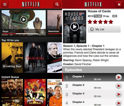 netflix 5 0 brings hd and airplay support