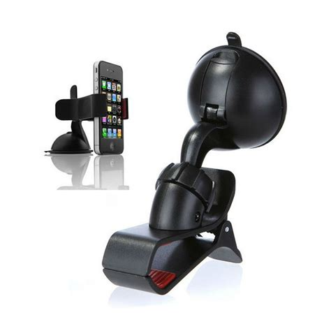 Holder U Yunteng Universal Cl With 025 Inch windshield 360 degree rotating car mount bracket holder stand