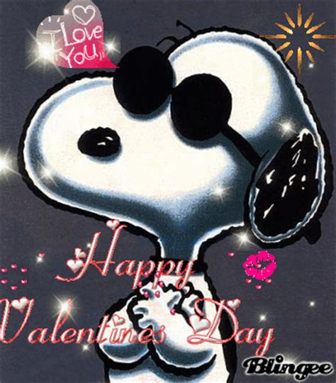 valentines joe cool snoopy picture 78116417 blingee