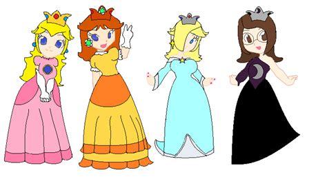 Image Gallery Mario Princesses