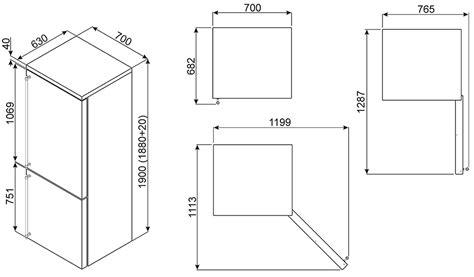 lade design anni 70 koelkasten diepvriezers fa390xs4 smeg smeg nl