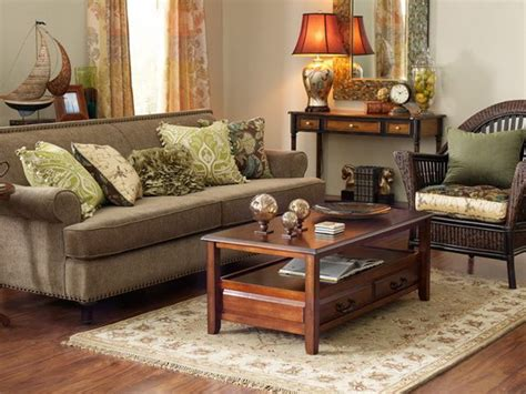 brown and green living room ideas 28 green and brown decoration ideas