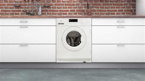 whirlpool built in washing machine awo c 0714 youtube