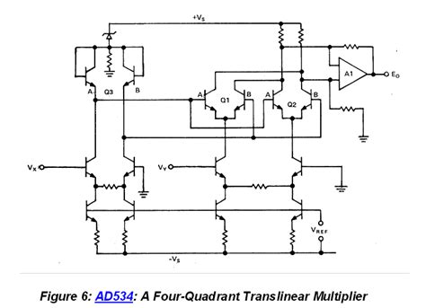 analog multiplier linear integrated circuits poor mans analog multiplier page 1