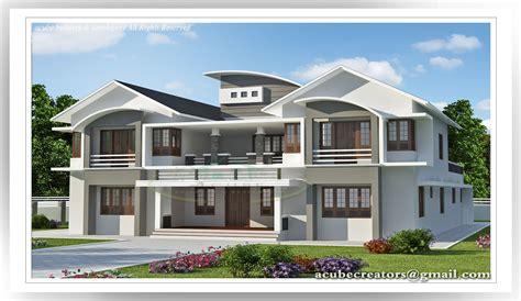 6 Bedroom Luxury Villa Design 5091 Sq Ft Plan 149 12 Bedroom House To Rent Uk