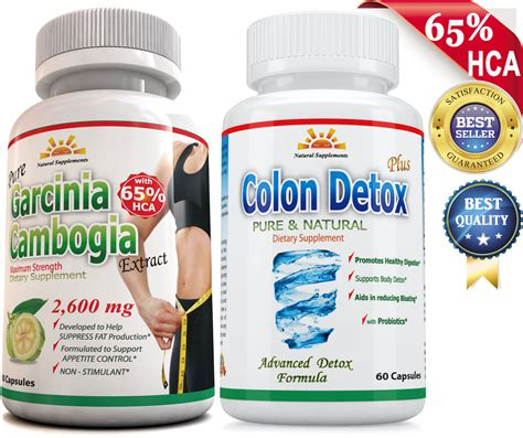 Asian Garcinia And Colon Detox garcinia cambogia extract colon cleanse detox for