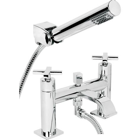 taps mixer bathroom surf bath shower mixer tap toolstation