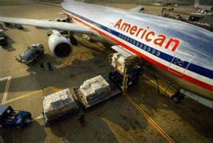american airlines now offers air freight option between madrid and jfk industry