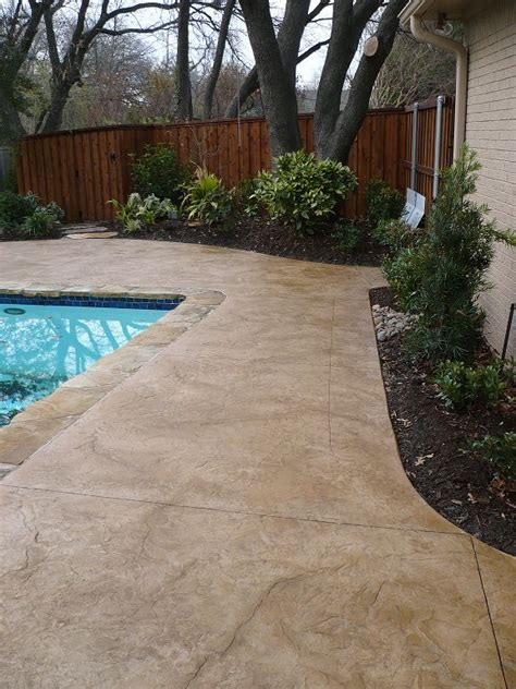 25 best ideas about concrete pool on walk in