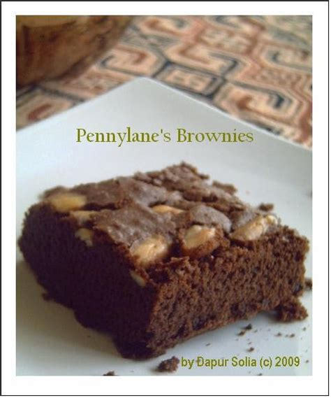 resep brownies kukus amanda resepi kung melayu asal brownies amanda asal brownies dapur solia pennylane s