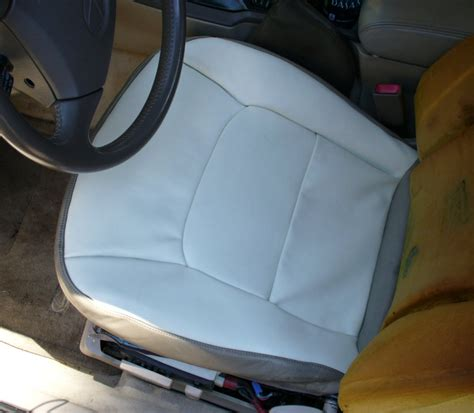 diy seat upholstery diy leather seat covers page 4 clublexus lexus