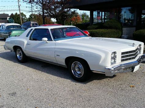 1977 Chevrolet Monte Carlo for sale #1921576   Hemmings