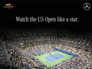 Open Sweepstakes - the mercedes benz us open sweepstakes