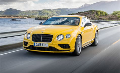 bentley sports car 2016 2016 bentley continental gt speed gt v8 s coupe review