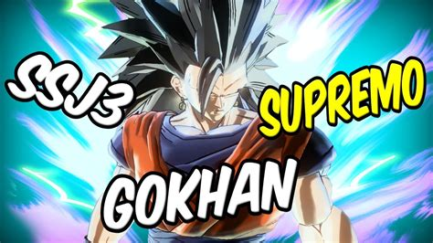 gohan supremo gokhan la fusione tra goku e gohan supremo