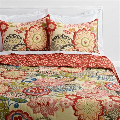 world market bedding floral and geometric darby bedding collection world market