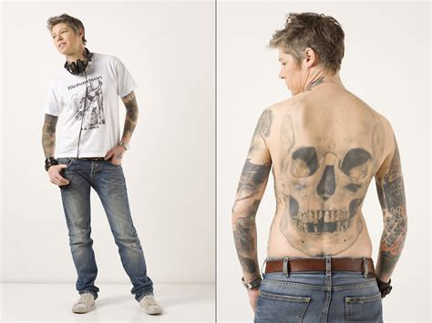 london tattoo book pdn photo of the day london tattoos book 006