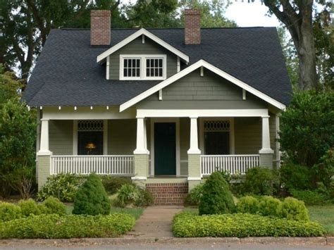 craftsman style house colors 1920s bungalow exterior house colors 1920s craftsman