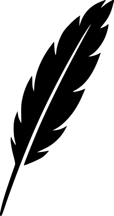 Feather Svg Png Icon Free Download (#562314
