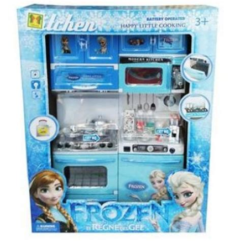 Kitchen Frozen Set buy frozen kitchen set with light and sound in india on giggleglory