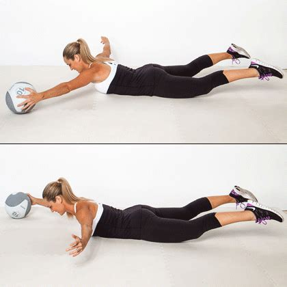 Istimewa Bender Mini Ab Abs medicine exercises burn and flatten your belly shape magazine