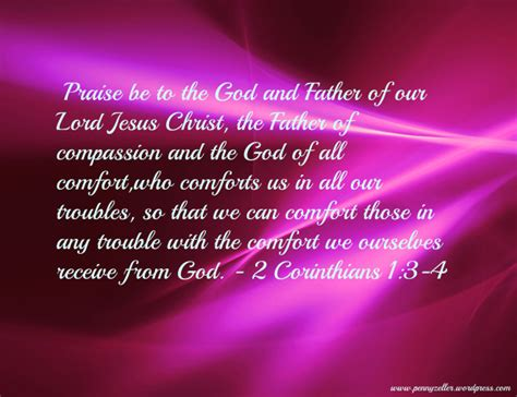 bible verses on comforting others comfort2