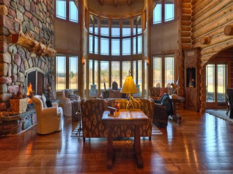 luxury log home interiors luxury log homes great rooms