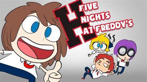 five 4 school fnafhs serie animacion soy todo un caos 1