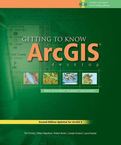 arcgis tutorial for beginners pdf getting to know arcgis desktop pdf download 171 marilyn s style