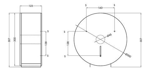 toilet paper sheet dimensions industrial toilet paper dispenser pr0787cs mediclinics