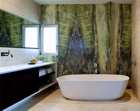 contemporary bathroom wall 30 exquisite and inspired bathrooms with walls