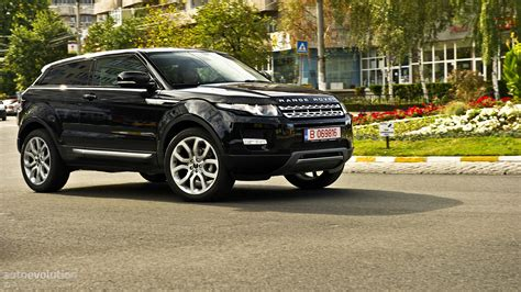 land rover convertible black range rover evoque coupe review page 2 autoevolution