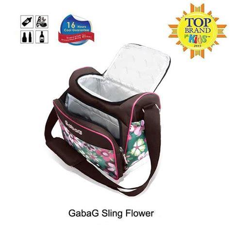 Cooler Bag Asi Model Totte cooler bag gabag sling flower mimikasi