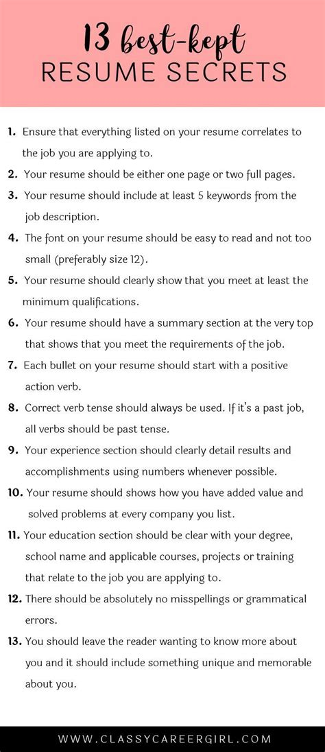 Should You Staple Your Resume