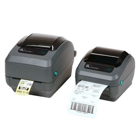 Printer Gk420t zebra gk420d direct thermal label printer barcodes au