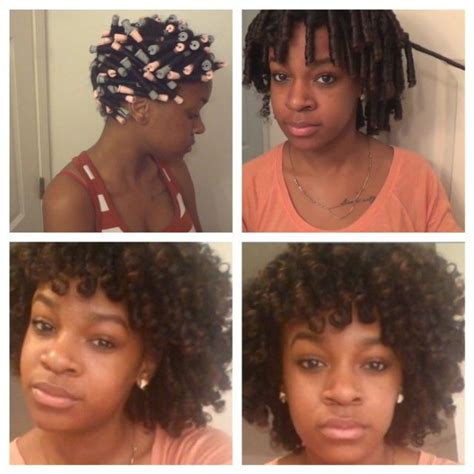 what type of look does cold wave rod set gives you perm rods natural hair which size will create your