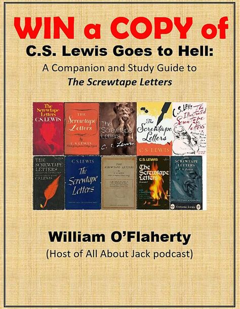 walking with c s lewis companion guide a spiritual journey through his and writings books win a copy of c s lewis goes to hell essential c s lewis