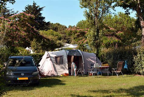 Emplacements camping Standard, Confort, Grand Confort Camping Mané Guernehué Baden