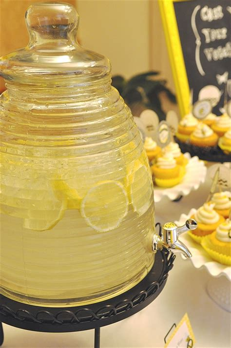 Bee Themed Baby Shower by What Will It Bee Baby Shower Baby Shower Ideas Themes